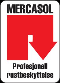 Mercasol-rustbeskyttelse